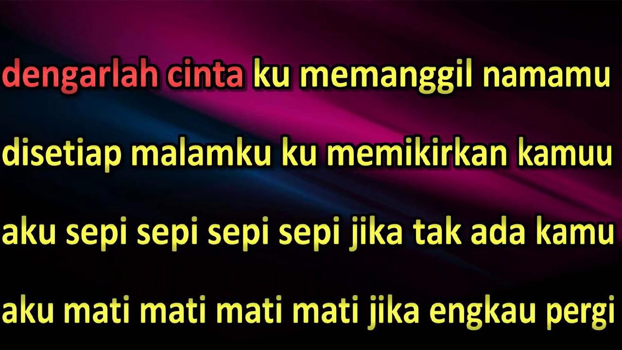Download Kesayanganku (Karaoke) - Al Ghazali Ft. Chelsea Shania  Karaoke Text Berjalan (Ost. Samudra Cinta) MP3 Gratis