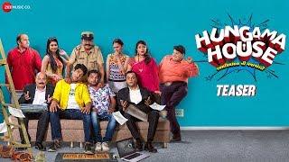 Hungama House | Official Teaser | Jeet Kumar,  Chini Raval | Paresh Shah - Bhavesh Shah