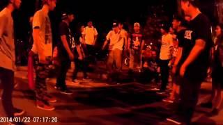 Styleshifter vs Kid Vengeance @MNLXCBU MOSHPIT
