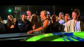 The Fast and the Furious - You never had your car
