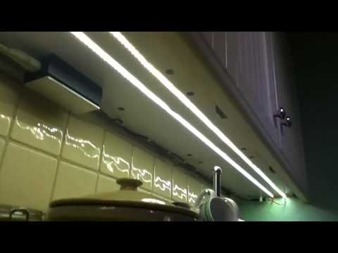 12v LED Strips for Kitchen under Cabinet Lighting