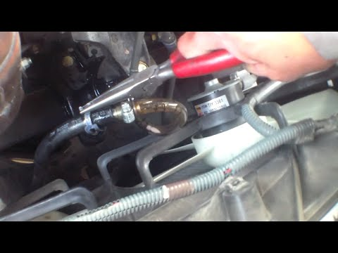 SIMPLE flush automatic transmission '02-'06 Toyota Camry √