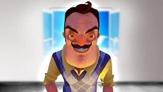 STUCK FOREVER | Hello Neighbor #4