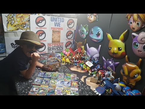 POKEPURGE!! CARL FIGHTS ?---? Opening A POKEMON BATTLE BOOSTER BOX!! 36 PACKS!! Every XY Pack!! pt1