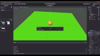 3d world from Openstreetmap data using the Godot engine