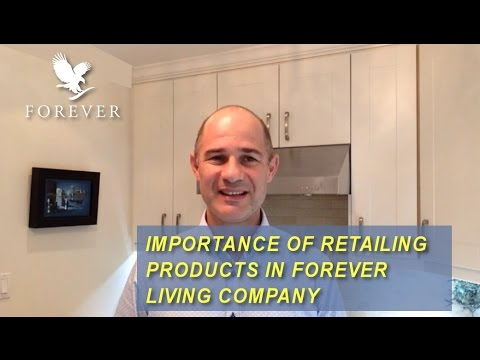 How Important is to Sell Products in Forever Living Company