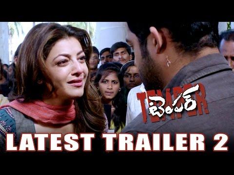 Temper Latest Trailer 2 - Jr Ntr, Kajal Aggarwal, Puri Jagannadh