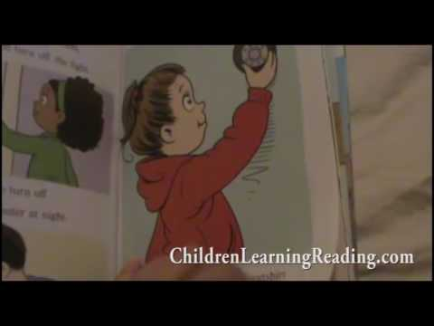 how to teach a kid how to read