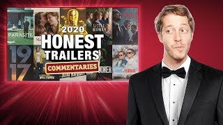 Honest Trailers Commentary | The Oscars (2020)