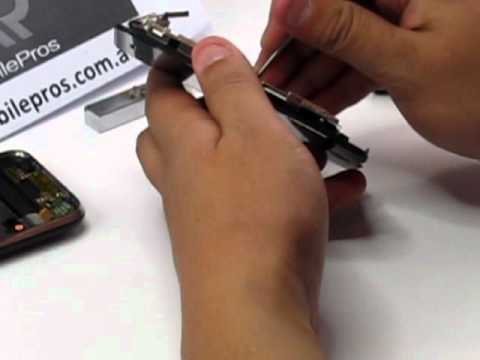 Video Instruction for iPhone 3G 3GS Disassembly and Touch Screen, LCD Replacement Guide