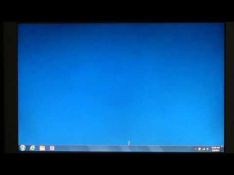 Fixit - Increase or Decrease taskbar size windows xp vista 7 8