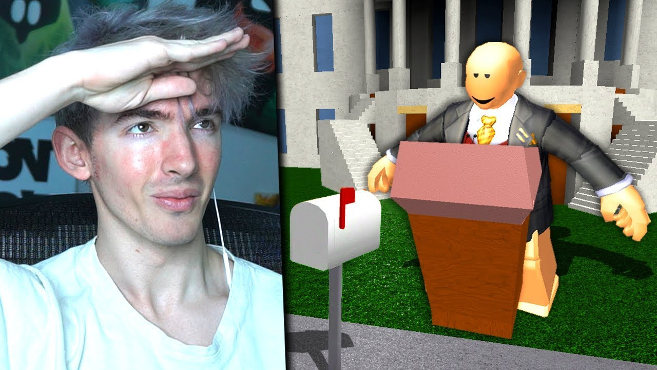 I became the PRESIDENT OF BLOXBURG