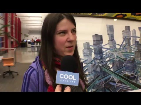 VIDEO: Cleveland Public Library Launches New Library Card by Artist Amy Casey