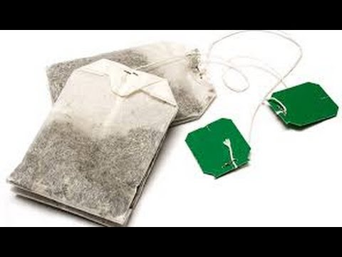 Tea Bags Life Hacks!