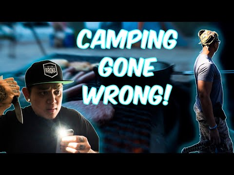Scariest Camping Trip Ever...