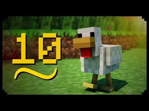 ✔ Minecraft: 10 Things You Didn't Know About the Chicken