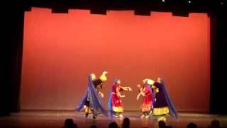 Zim Zim - Afghani Dance By Nomad Dancers