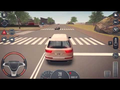 Driving School 2016 Audi Q7 Free Drive Gameplay