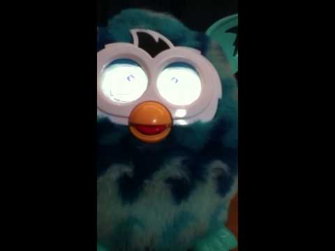 NEW!Furby Boom Unei change from Valley Girl to Boy.