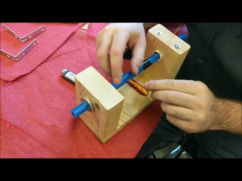 Build a DC Motor - Step by Step