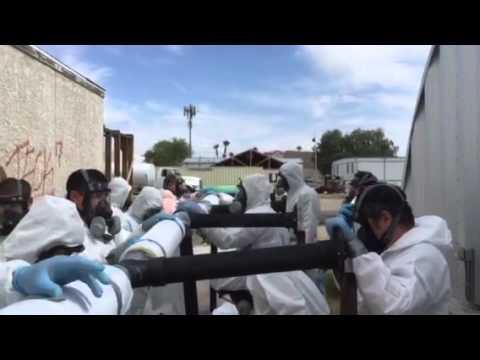 Asbestos Training PRACTICE 1