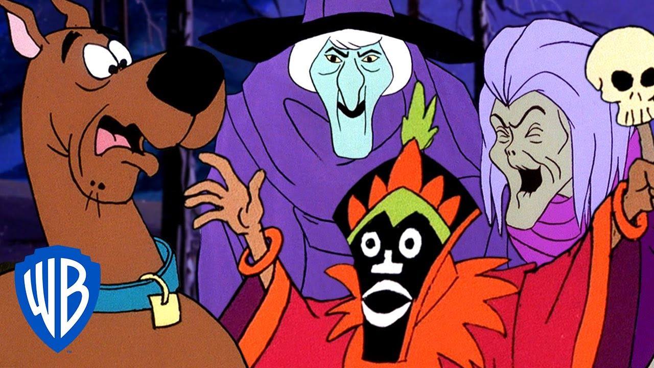 Scooby-Doo Where Are You! | Wacky Witches 🧙♀️ | 10 MINUTES of Classic Cartoons | WB Kids