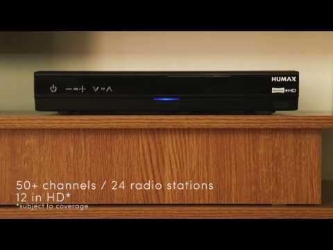 Humax HDR 1800T Freeview HD Digital TV Recorder 201406