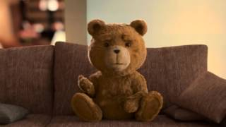 Funny talking Ted