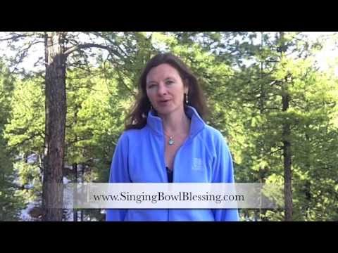 Singing Bowl Blessing Solstices & Equinoxes