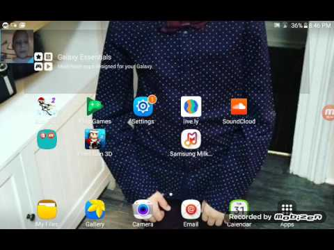 How to put face time on android tablet