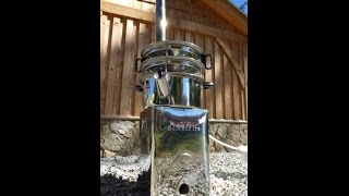 Off Grid Water Distillation At Its Best