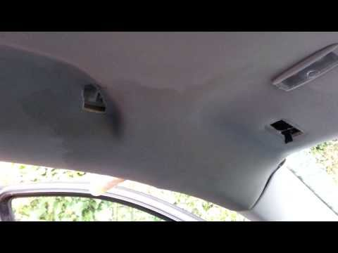 How to a fix leaking Panoramic Sunroof on VW Tiguan, Passat, Golf 2007,2008,2009,2010,2011