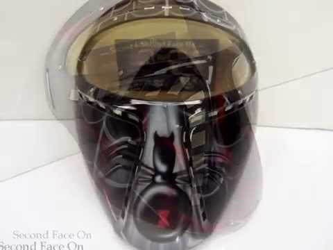 CUSTOM MOTORCYCLE Water Proof Face masks of Second Face On