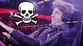 LA SEDIA DELLA MORTE!! - VLOG GAMESWEEK 2016