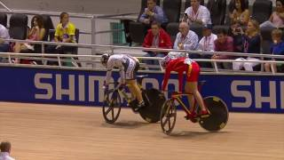 The Physics Of Velodrome Racing