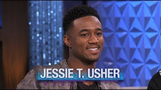 Download Monday on 'The Real': Jessie T. Usher, Will Packer, More Monica! Video