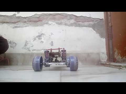 How to  make rc jeep at home in hindi