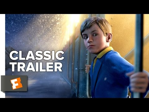 The Polar Express (2004) Official Trailer - Tom Hanks, Robert Zemeckis Movie HD