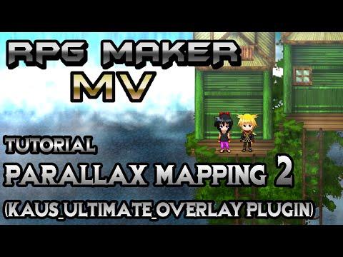 RPG Maker MV Tutorial: Parallax Mapping 2