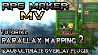 Parallax Mapping - Photoshop layer organization ideas - IranTube