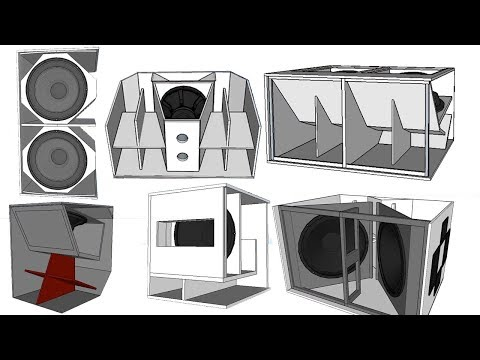 Professional Subwoofer Box Choosing Tips
