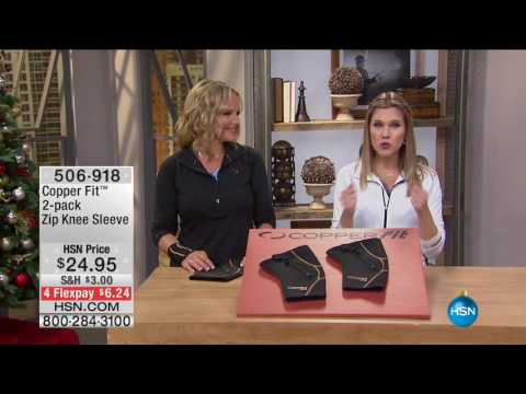 HSN | Copper Fit Gifts 11.29.2016 - 06 AM