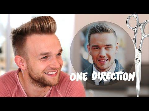 Undercut hair like Liam Payne - One Direction