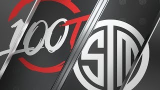 Download 100 vs TSM - Week 8 Day 2 | LCS Summer Split | 100 Thieves vs. TSM (2019) Video