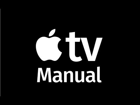 How to Set Up Apple TV 4 - manual guide - 32gb 64gb