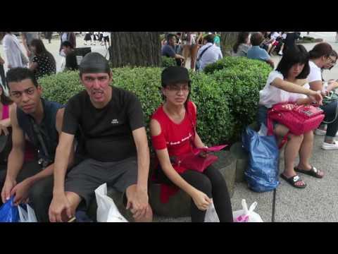 TOKYO SKY TREE | ASAKUSA | UENO | PASSEIO COM ALUNOS | VLOG #013
