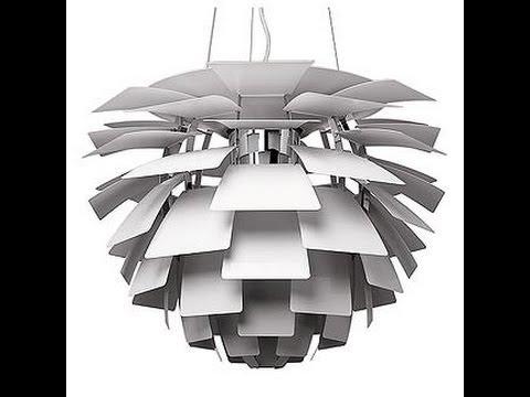 Artichoke Lamp - Regencyshop.com