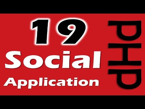 PHP In Arabic : Social application project - Conditional Comment [19] Mohamed saad