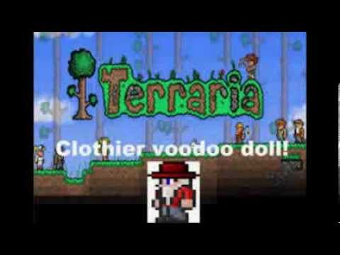 Clothier Voodoo Doll - Terraria