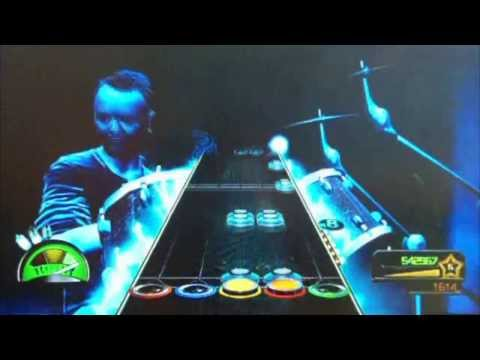 Guitar Hero Metallica: Creeping Death 100% FC Expert Guitar